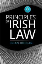 Principles of Irish Law