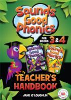 Sounds Good Phonics Teacher's Handbook for Books 3&4