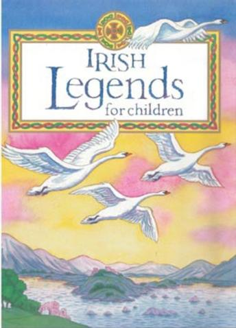 Gill Books General Childrens Irish Legends For Children - Irish legends