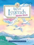 Irish Legends Sticker Book