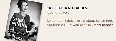 Catherine Fulvio's home-made ice cream