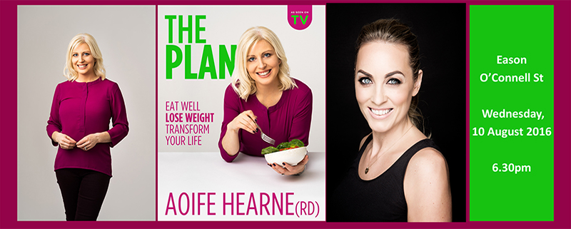 The Plan by Operation Transformation's Aoife Hearne's Book Launch