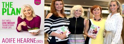 Highlights from Aoife Hearne's The Plan Book launch