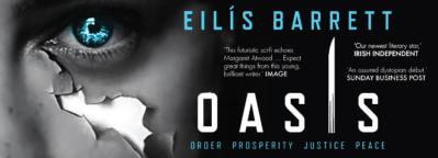 Eilís Barrett to reveal cover and exclusive first chapter of Genesis online for fans