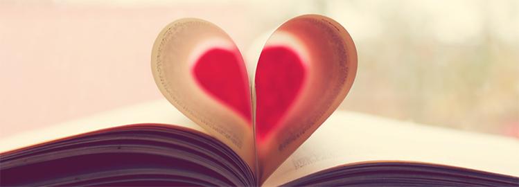 Gill Books Valentine's Day Recipe and Book Guide