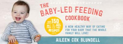 The Baby Led Feeding Cookbook by Aileen Cox Blundell