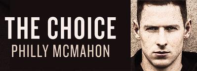 Dublin footballer Philly McMahon to publish memoir, The Choice, this autumn with Gill Books