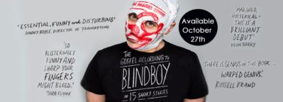 The Gospel According to Blindboy by Blindboy Boatclub Readings and Signings