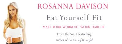 Rosanna Davison Launches her Second Cookbook, Eat Yourself Fit, at Bar at Rustic