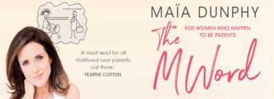 Yvonne Connolly launches The M Word by Maia Dunphy - A book for women who happen to be parents