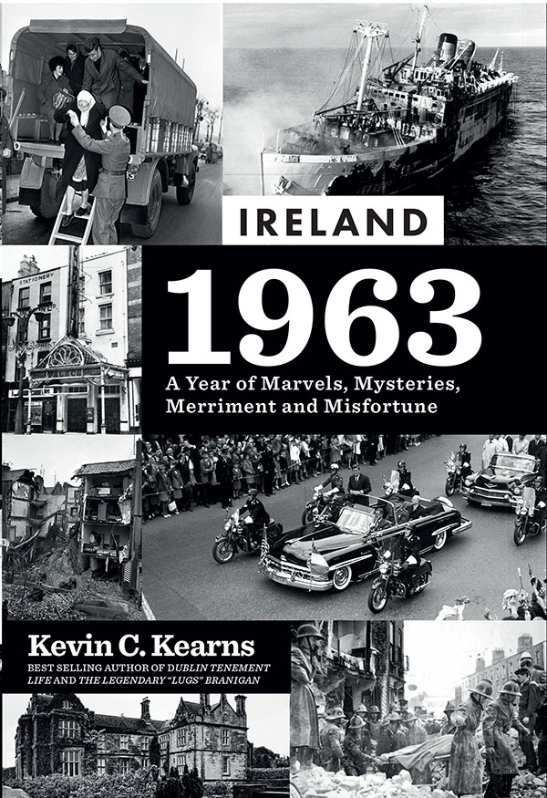For over 30 years, renowned author and historian Kevin C. Kearns has been  recording and publishing the valuable memories and recollections of  Dubliners.