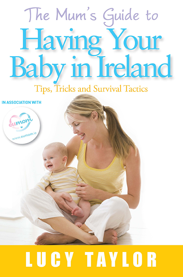 Gill Books Parenting The Mum S Guide To Having Your Baby In Ireland