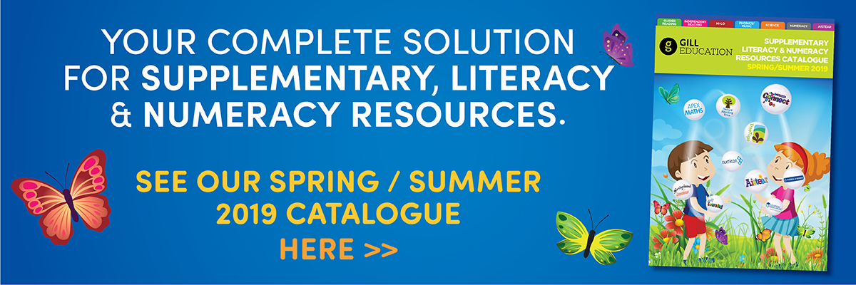 2019 Spring / Summer Primary Resources Catalogue