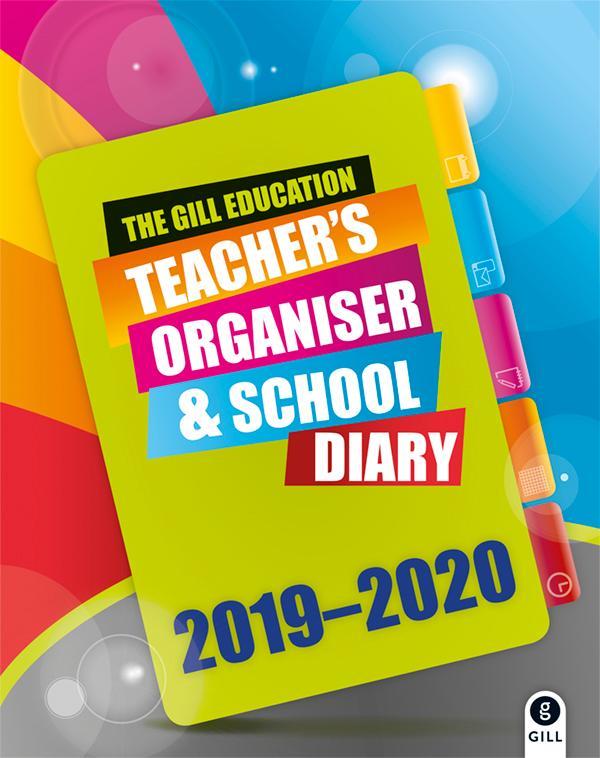 Teacher's Organiser and School Diary 2019-2020