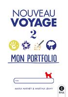 Nouveau Voyage 2 Portfolio Booklet