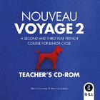 Nouveau Voyage 2 Teacher's CD-ROM