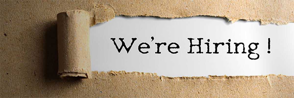 We're Hiring! Assistant Editor