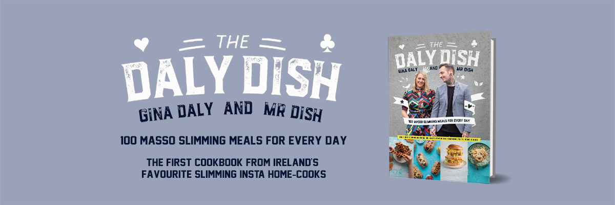 The Daly Dish cookbook officially hits bookshelves today and it's already sold over 5,000 copies!