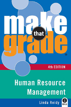 Make That Grade Human Resource Management