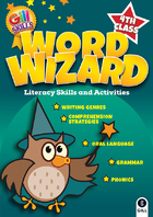 Word Wizard 4th Class