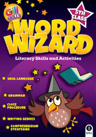 Word Wizard 5th Class