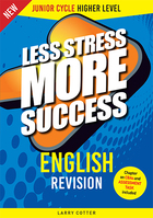 English Revision for Junior Cycle Higher Level