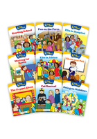 OVER THE MOON Junior Infants Fiction Reader Pack