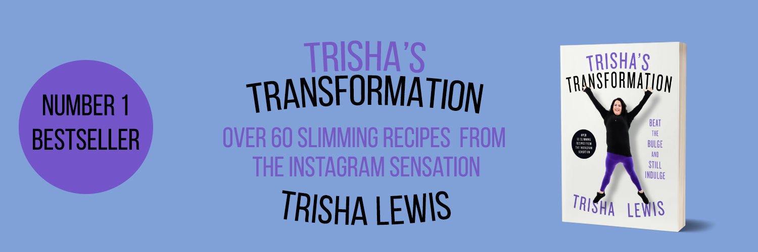 Trisha's Transformation Storms Straight to the No 1 Bestseller Spot