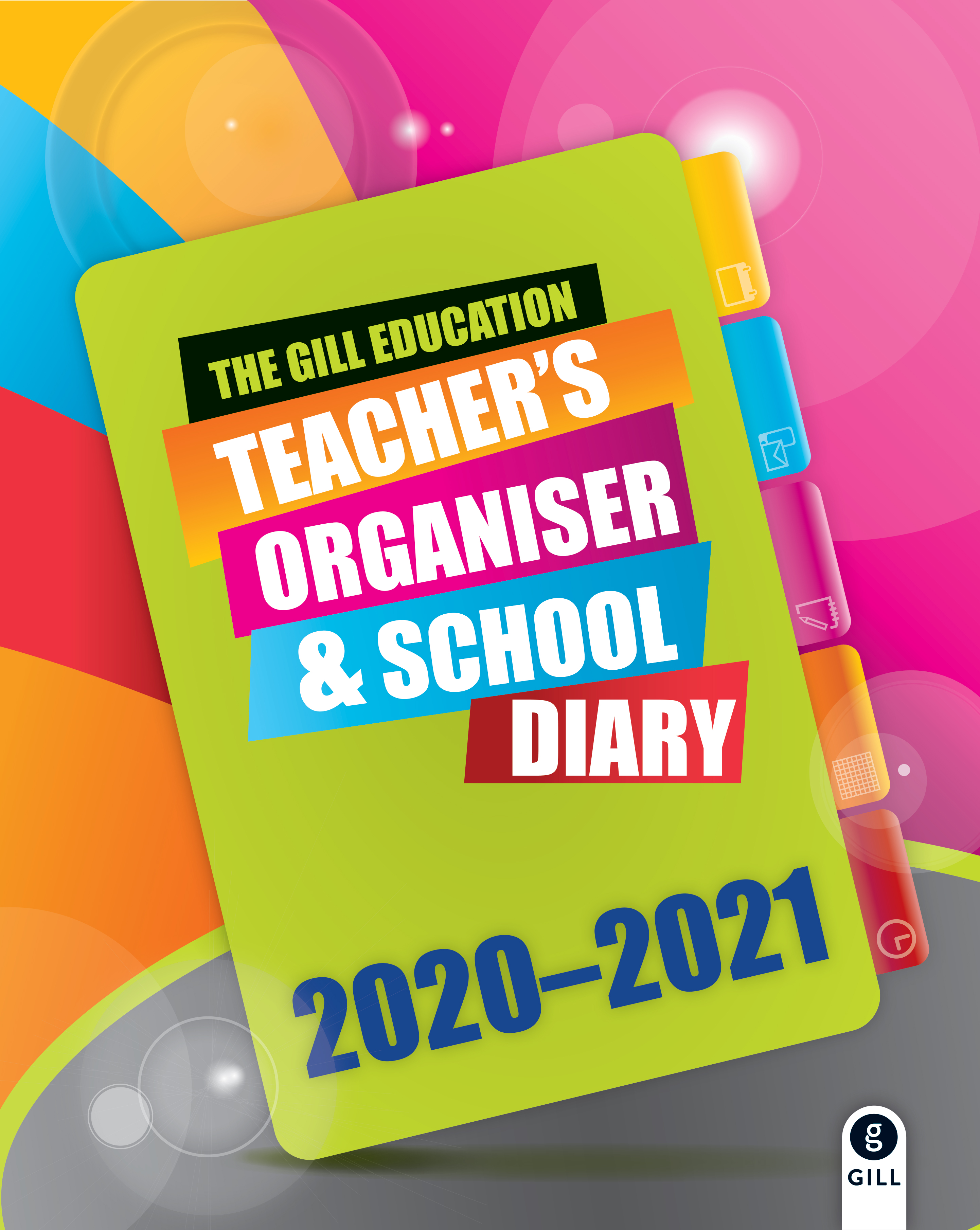 Teacher's Organiser and School Diary 2020-2021