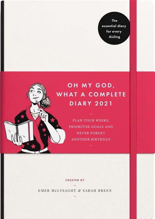 Oh My God, What a Complete Diary 2021