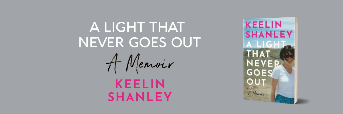 Keelin Shanley's posthumous memoir to be published this October by Gill Books