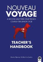 Nouveau Voyage 2 Teacher's Handbook