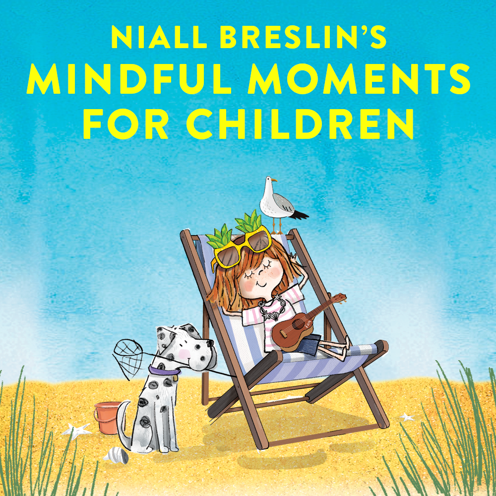 Niall Breslin's Mindful Moments Podcast