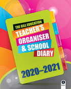 Teacher's Organiser and School Diary 2020-2021