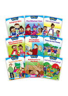 OVER THE MOON Senior Infant Fiction Reader Pack