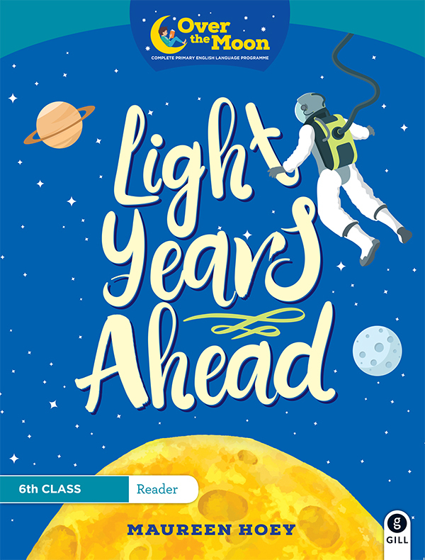 OVER THE MOON Light Years Ahead