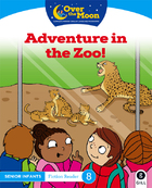 OVER THE MOON Adventure in the Zoo!