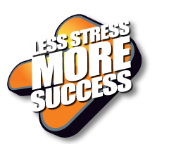 Less Stress More Success